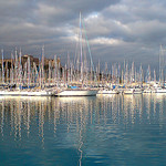 Port d'Antibes et le Fort Carré by ribo26 - Antibes 06600 Alpes-Maritimes Provence France