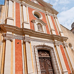 Antibes cathedral par HappyJP - Antibes 06600 Alpes-Maritimes Provence France