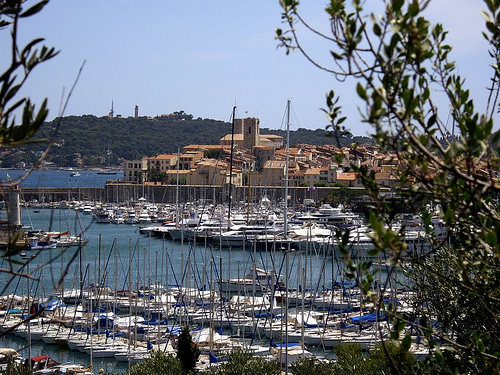 Port d'Antibes by ribo26