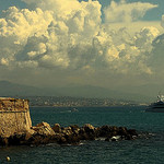 Statue d'Antibes - Le gardien du port by ribo26 - Antibes 06600 Alpes-Maritimes Provence France