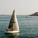 Voilier à Antibes par sallyheis - Antibes 06600 Alpes-Maritimes Provence France