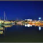 Antibes Harbour by  - Antibes 06600 Alpes-Maritimes Provence France