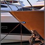 Riviera - moored par Beriadan - Antibes 06160 Alpes-Maritimes Provence France