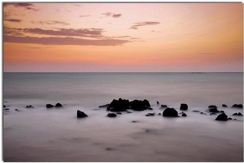 Cote d'azur - Sunrise by Beriadan