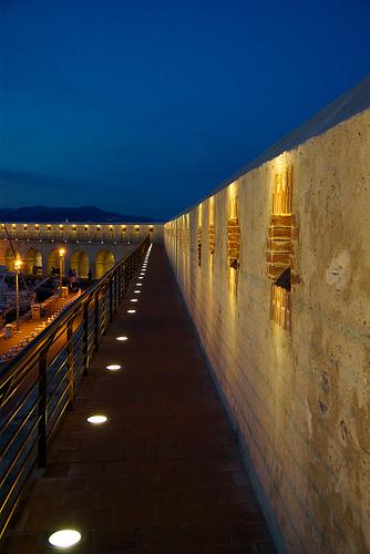 Les remparts de nuit by Zaskars