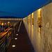 Les remparts de nuit par Zaskars - Antibes 06600 Alpes-Maritimes Provence France