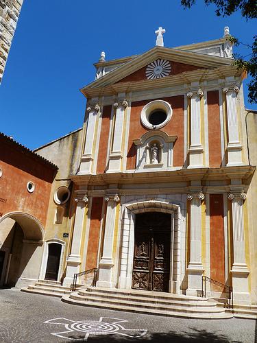 Cathédrale Notre-Dame-de-la-Platea par bendavidu