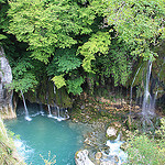 Waterfalls by Colin Bainbridge - Courmes 06620 Alpes-Maritimes Provence France