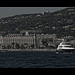 Vue sur Cannes, retour de l'Ile Sainte Marguerite par  - Cannes 06400 Alpes-Maritimes Provence France