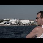 Vue sur Palm Beach par brunomdl - Cannes 06400 Alpes-Maritimes Provence France