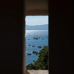 Baie de Cannes, Ile Sainte Marguerite par brunomdl - Cannes 06400 Alpes-Maritimes Provence France