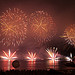 Cannes, festival d'art pyrotechnique par brunomdl - Cannes 06400 Alpes-Maritimes Provence France