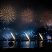 Cannes, festival d'art pyrotechnique par  - Cannes 06400 Alpes-Maritimes Provence France