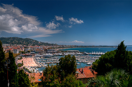 French riviera : Cannes by lucbus