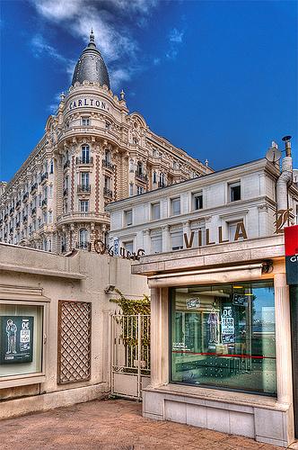 Hôtel Carlton à Cannes - Côte d'Azur by lucbus