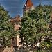 Abbaye de Lérins sur l'île St-Honorat by lucbus - Cannes 06400 Alpes-Maritimes Provence France