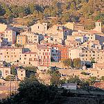 Village de Coursegoules au soleil couchant by papy06200 - Coursegoules 06140 Alpes-Maritimes Provence France