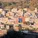 Village de Coursegoules au soleil couchant by  - Coursegoules 06140 Alpes-Maritimes Provence France