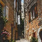Ruelle de Coursegoules par chatka2004 - Coursegoules 06140 Alpes-Maritimes Provence France
