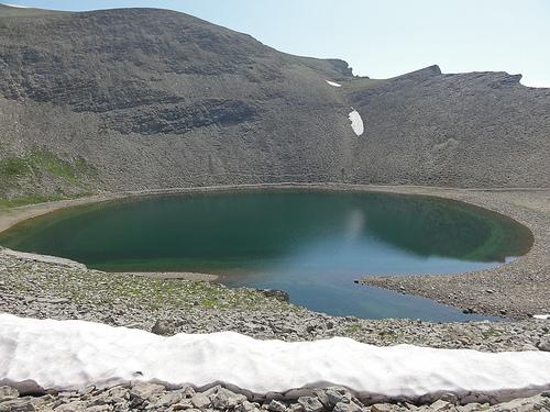 Le Lac des Garrets by Hélène_D