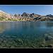 Lac d'Allos et les Grandes Tours by oliviervallouise - Entraunes 06470 Alpes-Maritimes Provence France