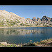 Paysage sacré au Lac d'Allos et les Grandes Tours by  - Entraunes 06470 Alpes-Maritimes Provence France