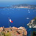 Panorama - The view from Jardin Exotique in Eze by Laurice Photography - Eze 06360 Alpes-Maritimes Provence France