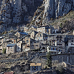 Village de Gorbio accroch  la montagne par  - Gorbio 06500 Alpes-Maritimes Provence France