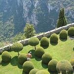 Gourdon's Garden - Provence - France by Feuillu - Gourdon 06620 Alpes-Maritimes Provence France