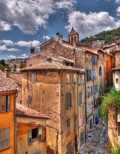 Village de Grasse by lucbus
