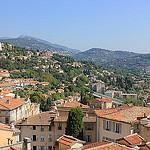 Les hauteurs de la ville de Grasse by russian_flower - Grasse 06130 Alpes-Maritimes Provence France