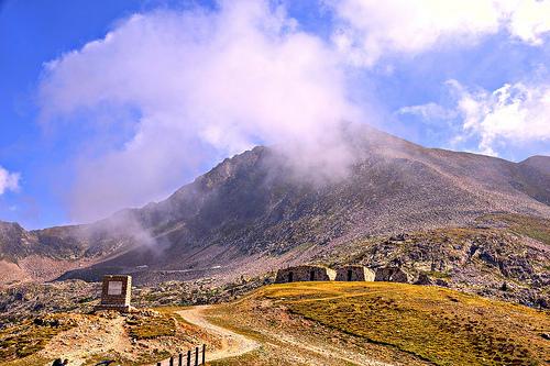 Le col de la Lombarde - Parc du Mercantour par chatka2004