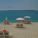 Juan les Pins Beach by wanderingYew2 - Juan les Pins 06160 Alpes-Maritimes Provence France