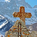 Croix de La Grave... et le massif de la Meije par Titi92. - La Grave 05320 Alpes-Maritimes Provence France
