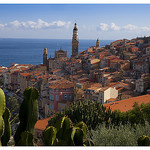 Menton - French Riviera by fduchaussoy - Menton 06500 Alpes-Maritimes Provence France