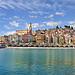 Menton - côte d'azur par Charlottess - Menton 06500 Alpes-Maritimes Provence France