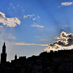 Skyline - Menton by Charlottess - Menton 06500 Alpes-Maritimes Provence France