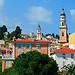 Les campaniles de couleurs de Menton par www.tourisme-menton.fr - Menton 06500 Alpes-Maritimes Provence France
