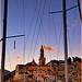 La veille ville et clocher de Menton par Charlottess - Menton 06500 Alpes-Maritimes Provence France