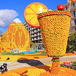 Fête du Citron à Menton - Jardin Biovès par  - Menton 06500 Alpes-Maritimes Provence France