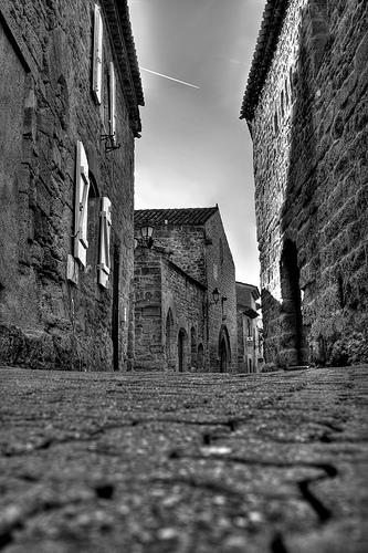 Village de Miramas le vieux par cyrilgalline