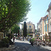 Place du village à Mougins par skippr - Mougins 06250 Alpes-Maritimes Provence France