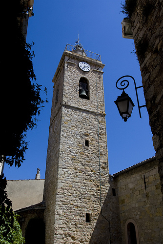 Bell Tower in Mougins par DHaug