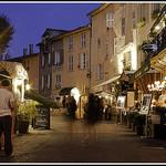 Mougins de nuit : entre resto et galleries by Marco Gazzetti - Mougins 06250 Alpes-Maritimes Provence France
