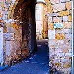 La Porte Sarrazine, sur la place de l'Eglise par giannirocchi - Mougins 06250 Alpes-Maritimes Provence France