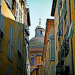 Nice toute jaune, Nice la Belle by DHaug - Nice 06000 Alpes-Maritimes Provence France