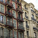 Facades d'immeubles à Nice, France par Mel Surdin Photography - Nice 06000 Alpes-Maritimes Provence France