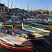 Beautiful colored French fishing boats by Sander Pot - Nice 06000 Alpes-Maritimes Provence France