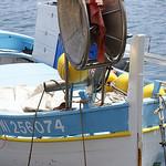 Bateau de pêcheur à Nice par Elisabeth85 - Nice 06000 Alpes-Maritimes Provence France