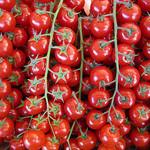 Tomates grappe - Marché Cours saleya par JakeAndLiz - Nice 06000 Alpes-Maritimes Provence France